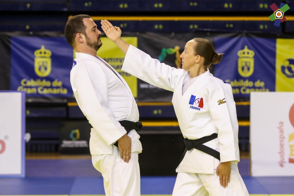 Carole HERAS et Mathieu COULON