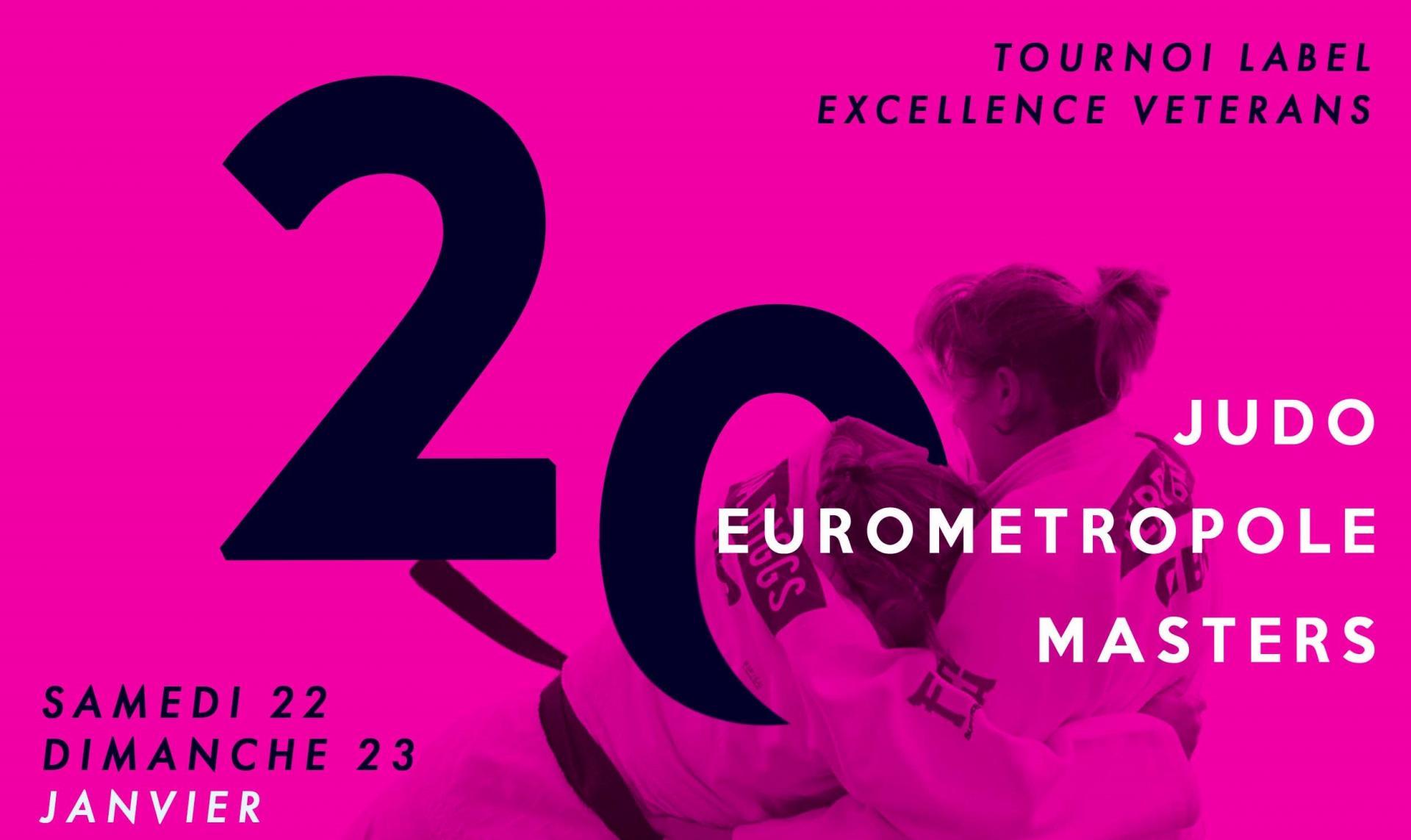 Inscriptions Eurométropole Masters 2022