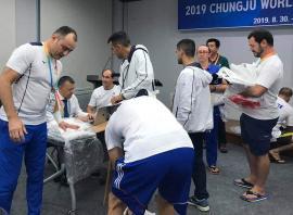Championnat du monde kata 03 09 2019 1