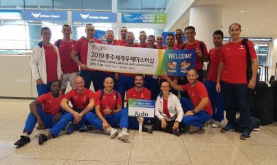 Championnat du monde kata 2019 5