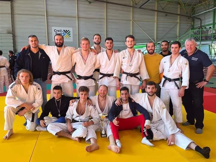 Equipe masculine Wasquehal