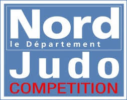 Logo nord judo competiton