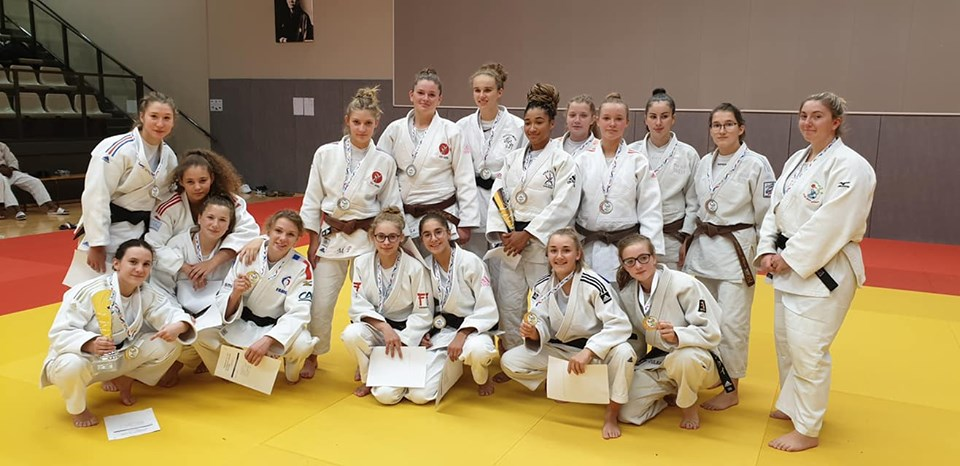Photo region equipes cadettes
